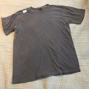 NWT! Comfort Colors Brown T-Shirt